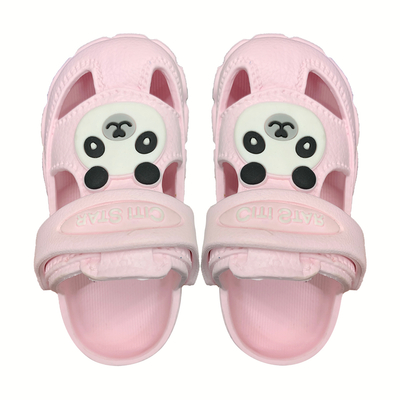 Panda Toddler EVA Clogs