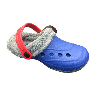 Women Fleece Lining Clogs
